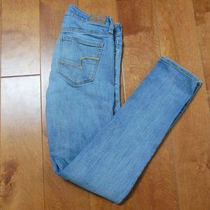 American Eagle Super Stretch X Jeans Size 0